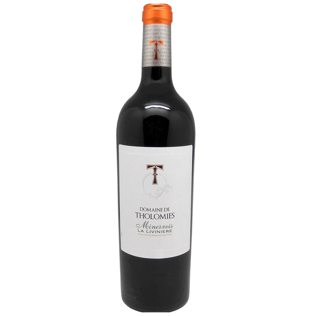 2015 Minervois 'La Liviniere', Domaine de Tholomies - Red Wine - www.baythornewines.co.uk