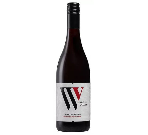 2016 Epicentre Pinot Noir, Ward Valley, Marlborough, New Zealand - Red Wine - www.baythornewines.co.uk