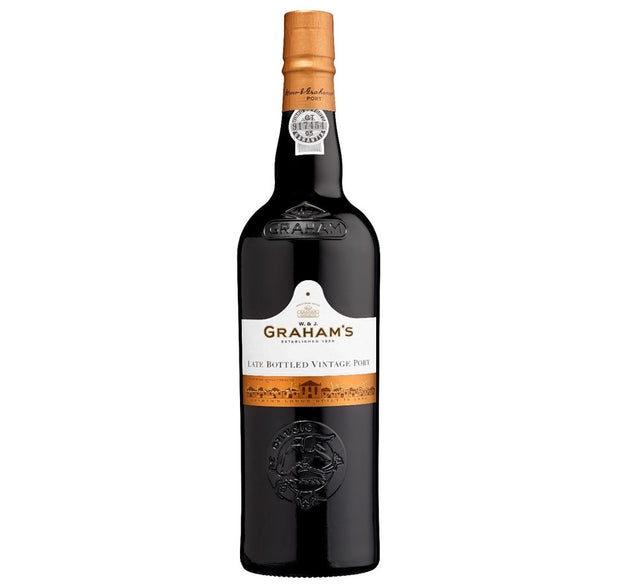 2014 Late Bottled Vintage Port, Graham's, Douro Valley, Portugal - Fortified Wine - www.baythornewines.co.uk