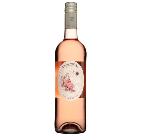 2018 Pays d'Oc Rose, Claude Val - Rose Wine - www.baythornewines.co.uk