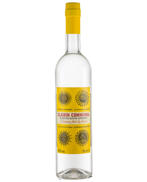 Clairin Communal White Rum - 70cl bottle