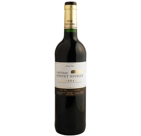 2018 Chateau Pontet Nivelle, Bordeaux, France - Red Wine - www.baythornewines.co.uk