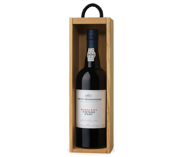 2005 Quinta Madelena Vintage Port, Smith Woodhouse - Fortified Wine - www.baythornewines.co.uk
