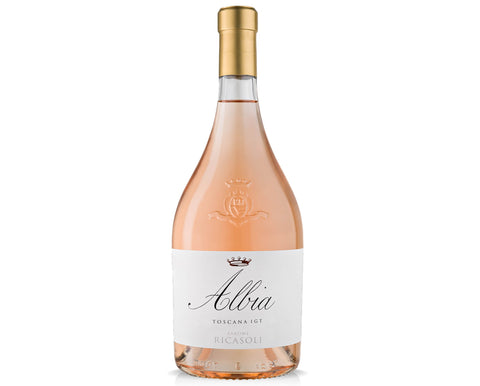 2017 Albia Rose, Barone Ricasoli - Rose Wine - www.baythornewines.co.uk