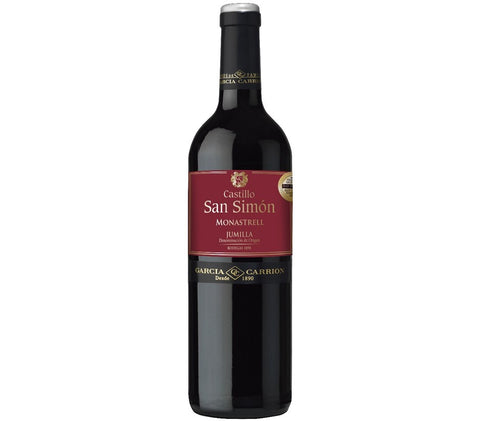 2016 Castillo San Simon Monastrell, Garcia Carrion, Jumilla, Spain - Red Wine - www.baythornewines.co.uk