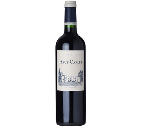 2015 Chateau Haut Carles, Fronsac, Bordeaux, France - Red Wine - www.baythornewines.co.uk