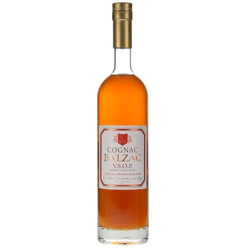 Balzac VSOP Cognac, Jean Fillioux - 70cl bottle