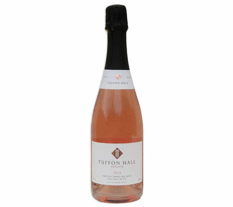 2016 Sparkling Rose, Tuffon Hall, East Anglia, England - Sparkling Wine - www.baythornewines.co.uk