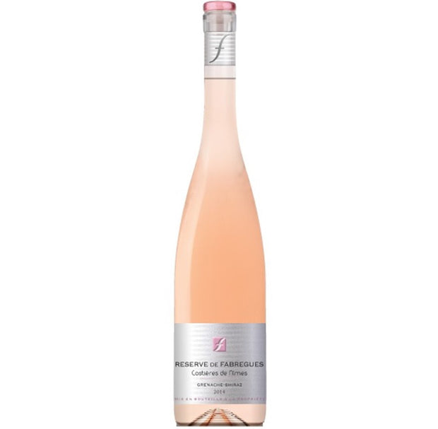 2018 Costieres de Nimes Rose, Chateau de Fabregues, Rhone Valley, France - Rose Wine - www.baythornewines.co.uk