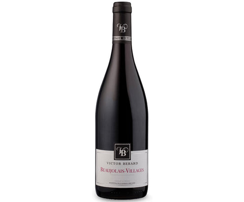2017 Beaujolais Villages, Victor Berard, Beaujolais, France - Red Wine - www.baythornewines.co.uk