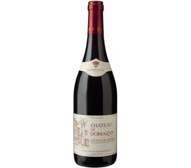 2018 Cotes du Rhone, Chateau de Domazan - Red Wine - www.baythornewines.co.uk