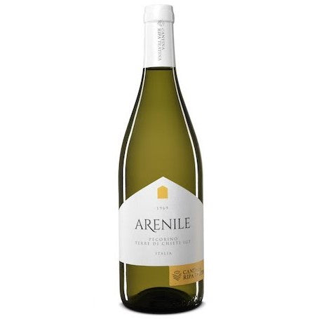 2018 Pecorino Arenile, Ripa Teatina - White Wine - www.baythornewines.co.uk