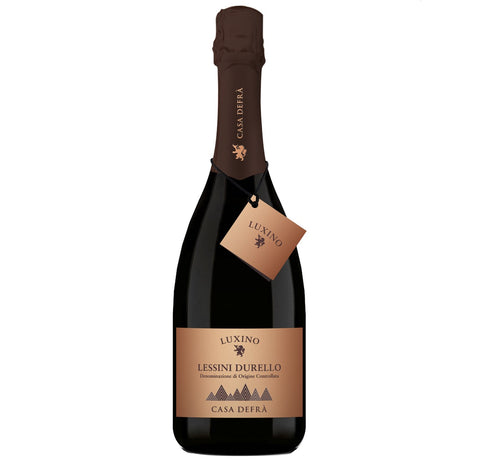 Lessini Durello, Casa Defra - Sparkling Wine - www.baythornewines.co.uk