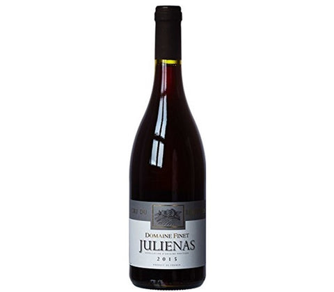 2017 Julienas, Domaine Finet, Beaujolais, France - Red Wine - www.baythornewines.co.uk
