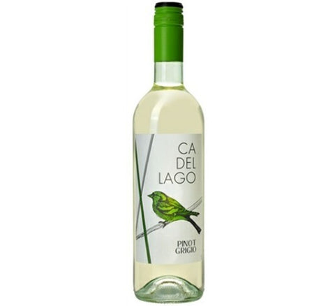 2018 Pinot Grigio, CaDel Lago - White Wine - www.baythornewines.co.uk