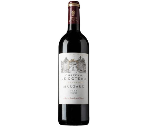 2013 Chateau Le Coteau Cuvee Chappaz, Margaux, Bordeaux, France - Red Wine - www.baythornewines.co.uk