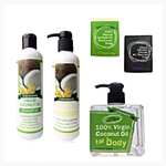COCOAUS BATH & BODY PACK - 10% SAVINGS!