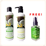 COCOAUS HAIR CARE SET - BUY 2 GET 1 FREE