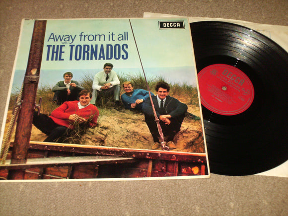 The Tornados - Away From It All