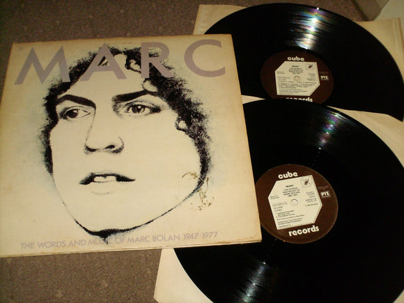 Marc Bolan - The Words And Music Of Marc Bolan 1947-1977