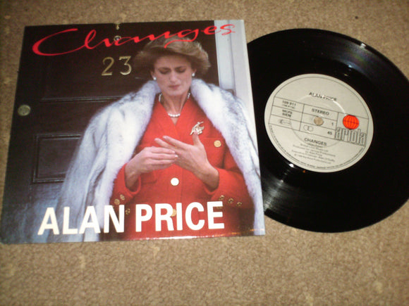 Alan Price - Changes