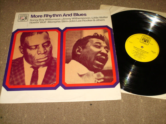 Various - More Rhythm And Blues