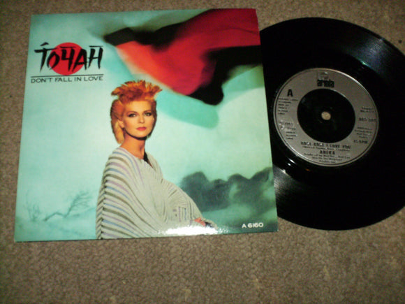 Toyah - Dont Fall In Love