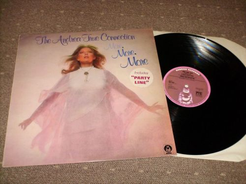 The Andrea True Connection - More More More
