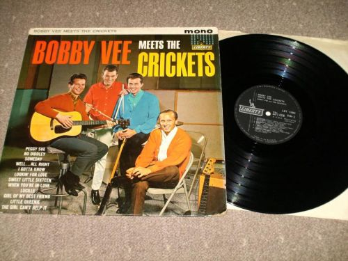 Bobby Vee - Bobby Vee Meets The Crickets