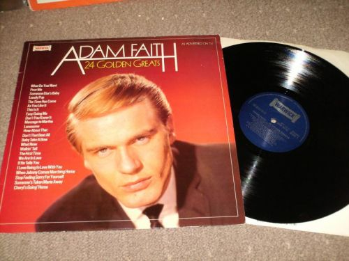 Adam Faith - 24 Golden Greats