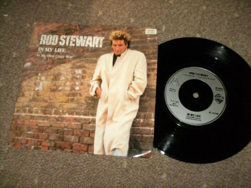 Rod Stewart - In My Life