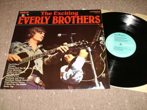 The Everly Brothers - The Exciting Everly Brothers