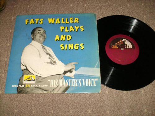 Fats Waller - Fats Waller Plays And Sings