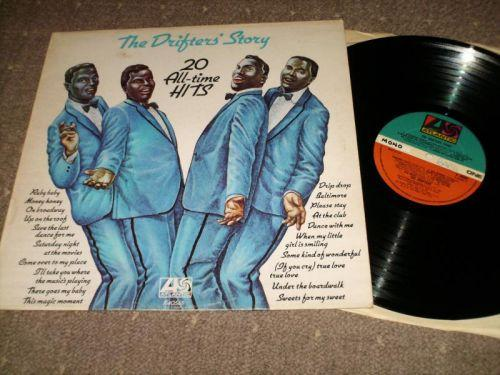The Drifters - The Drifters Story