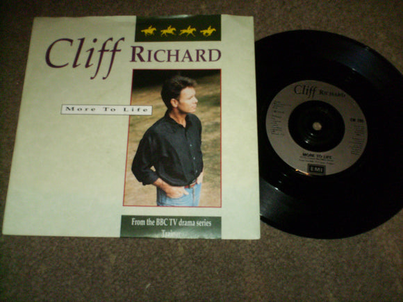 Cliff Richard - More To Life