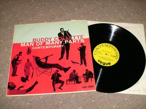 Buddy Collette - Man Of Many Parts Volume 1