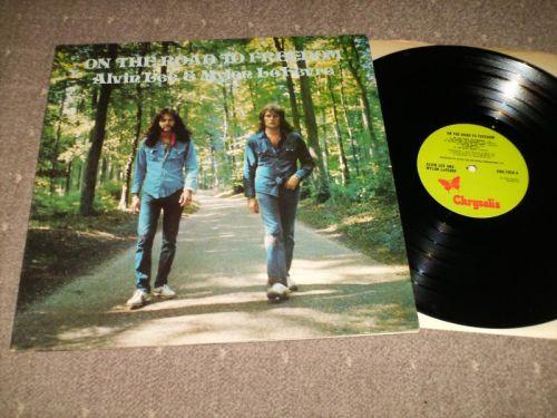 Alvin Lee And Mylon LeFevre - On The Road To freedom
