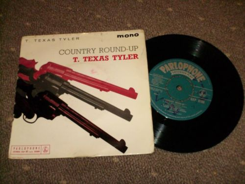 T Texas Tyler - Country Round Up