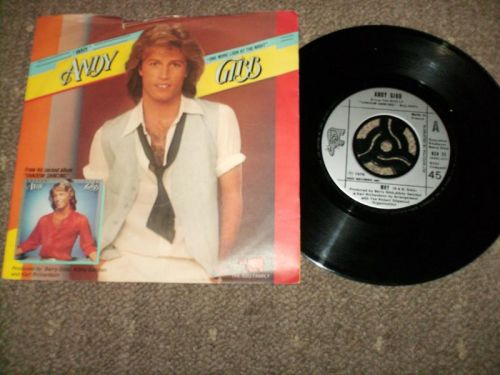Andy Gibb - Why