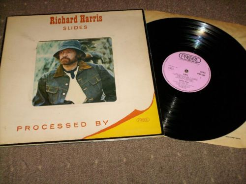 Richard Harris - Slides