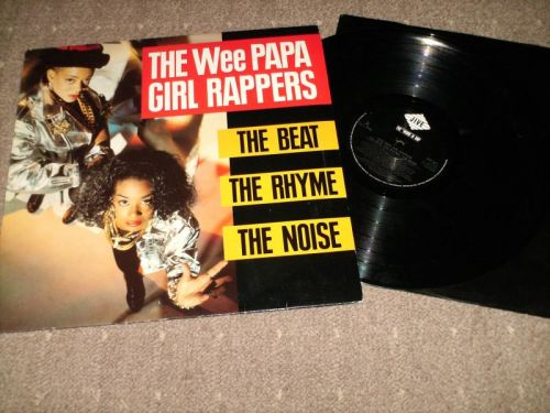 The Wee Papa Girl Rappers - The Beat The Rhyme The Noise