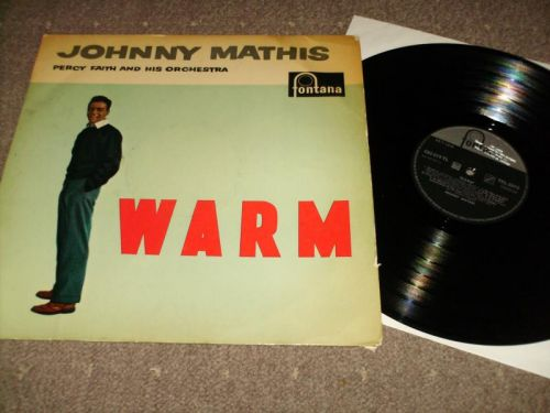 Johnny Mathis - Warm