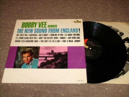 Bobby Vee - Sings The New Sound From England