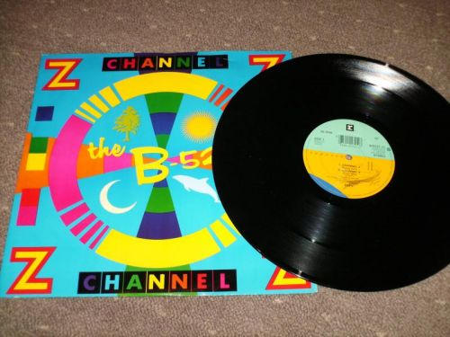 The B52s - Channel Z