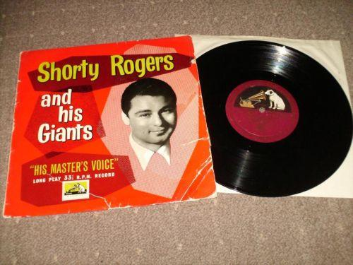 Shorty Rogers And His Giants - Shorty Rogers And His Giants