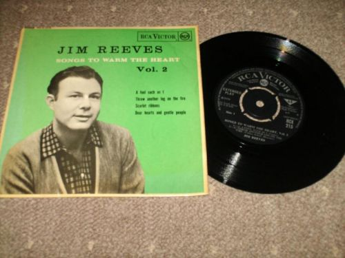 Jim Reeves - Songs To Warm The Heart Vol 2