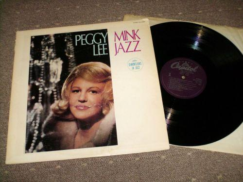 Peggy Lee - Mink Jazz
