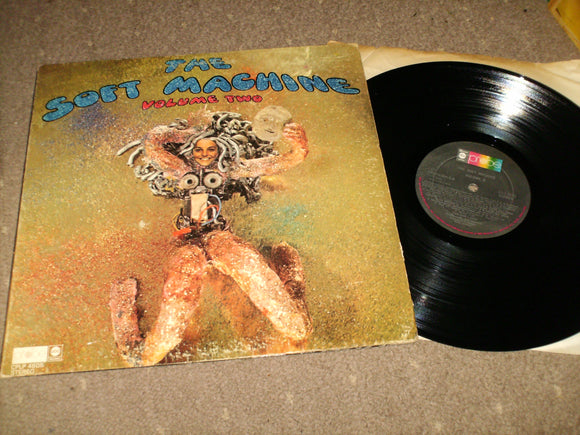 The Soft Machine - The Soft Machine Volume 2