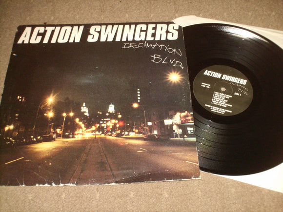 Action Swingers - Decimation Blvd