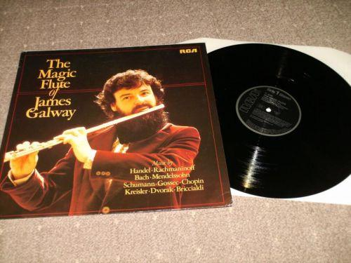 James Galway - The Magic Flute Of James Galway